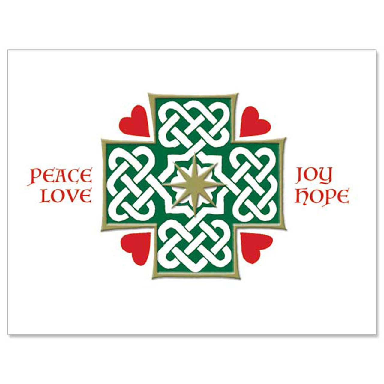 Celtic Christmas Notes Boxed
