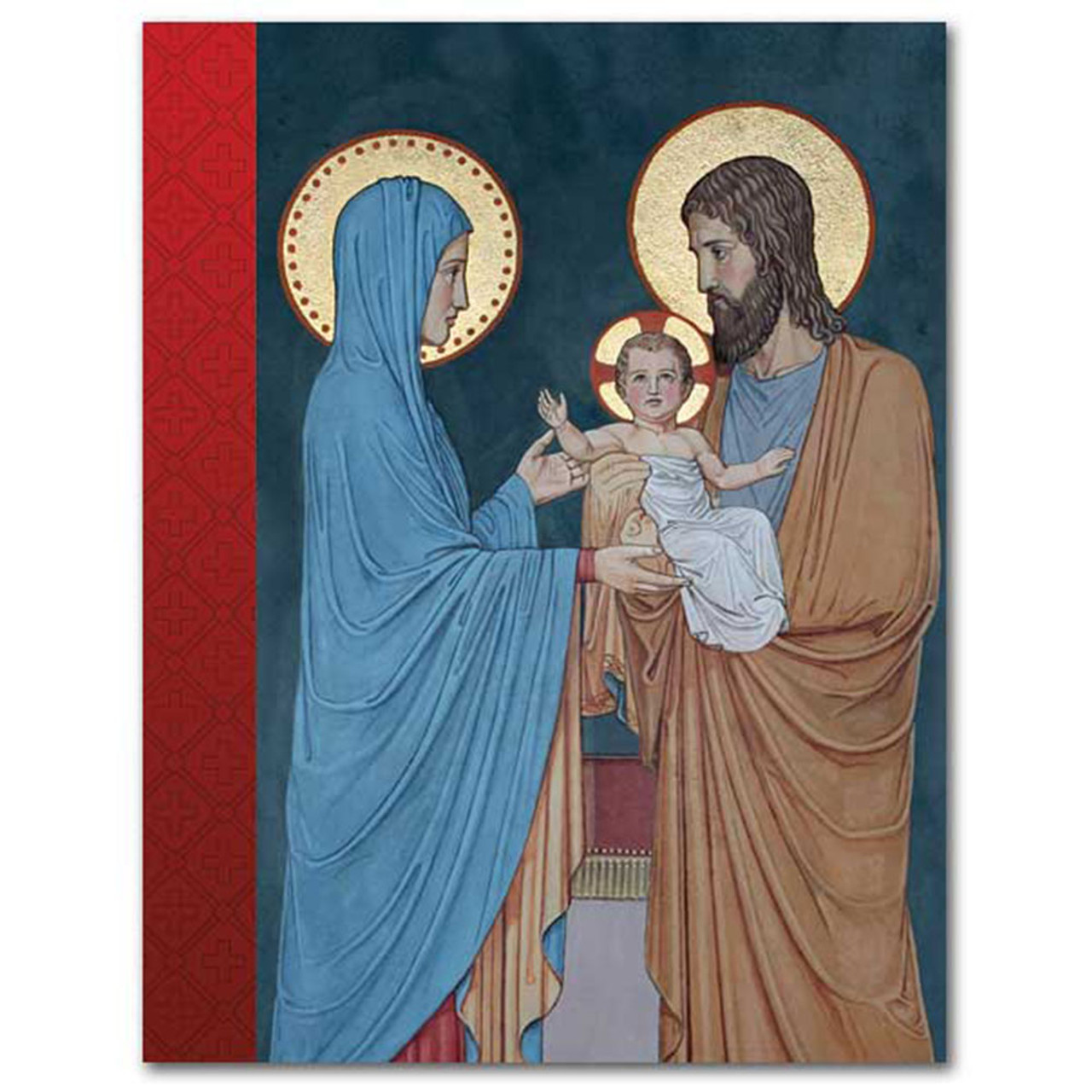 Holy Family Christmas Note Cards Boxed
