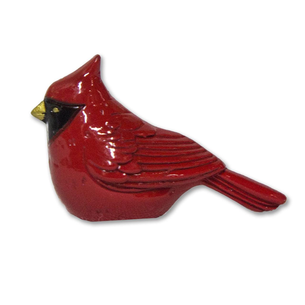 Christmas Cardinal Charms