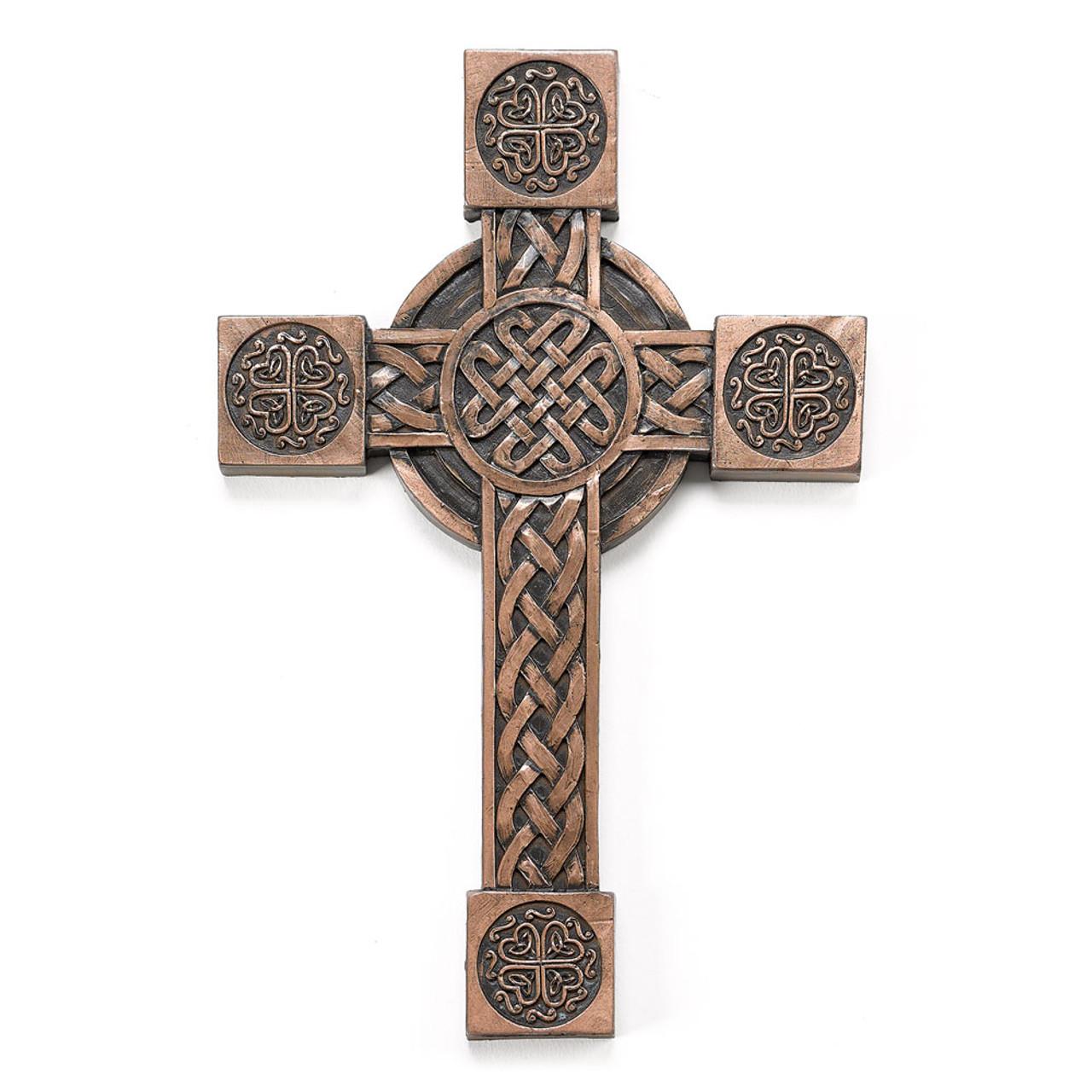 Irish Blessing Celtic Cross