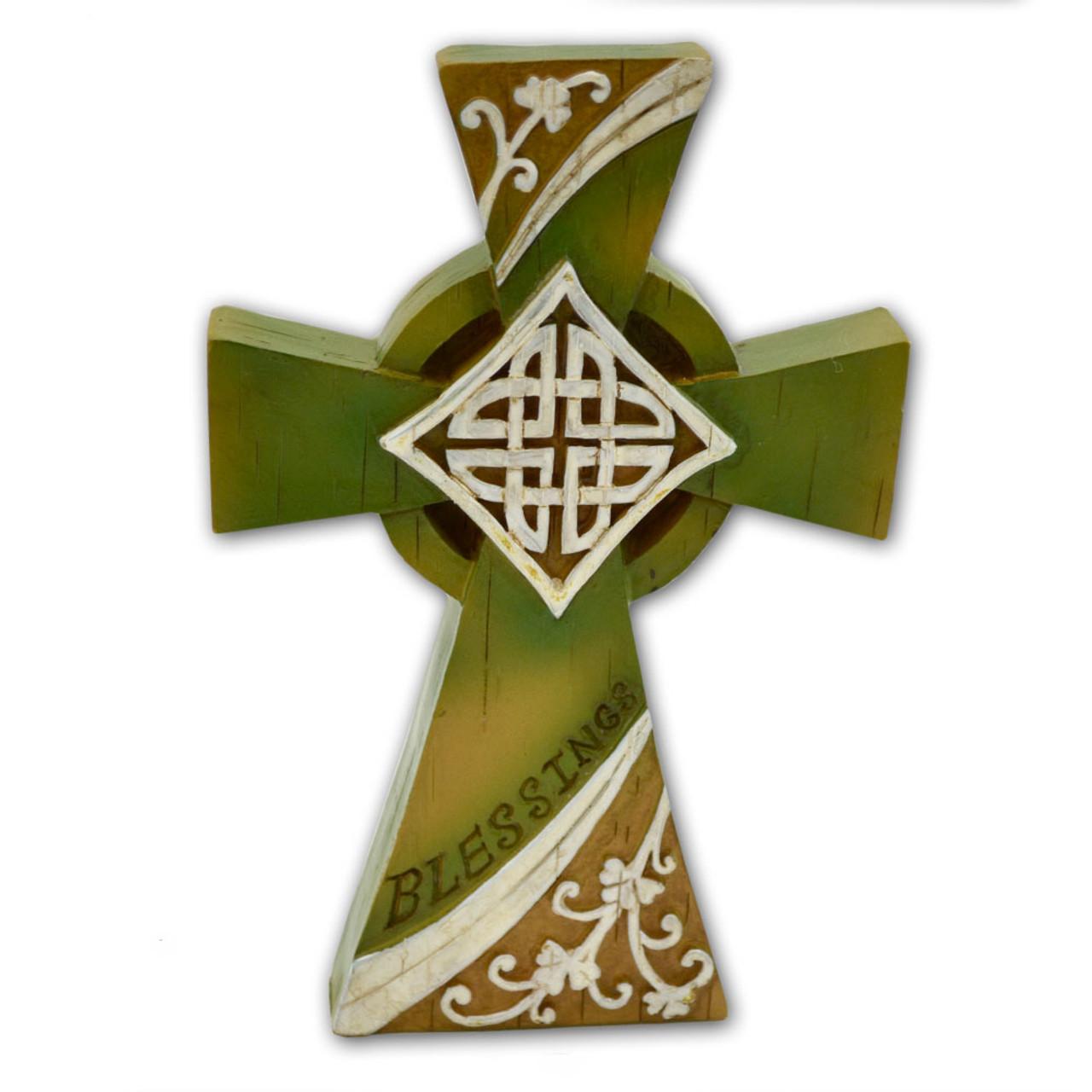 """Standing Celtic Cross 7"""""""