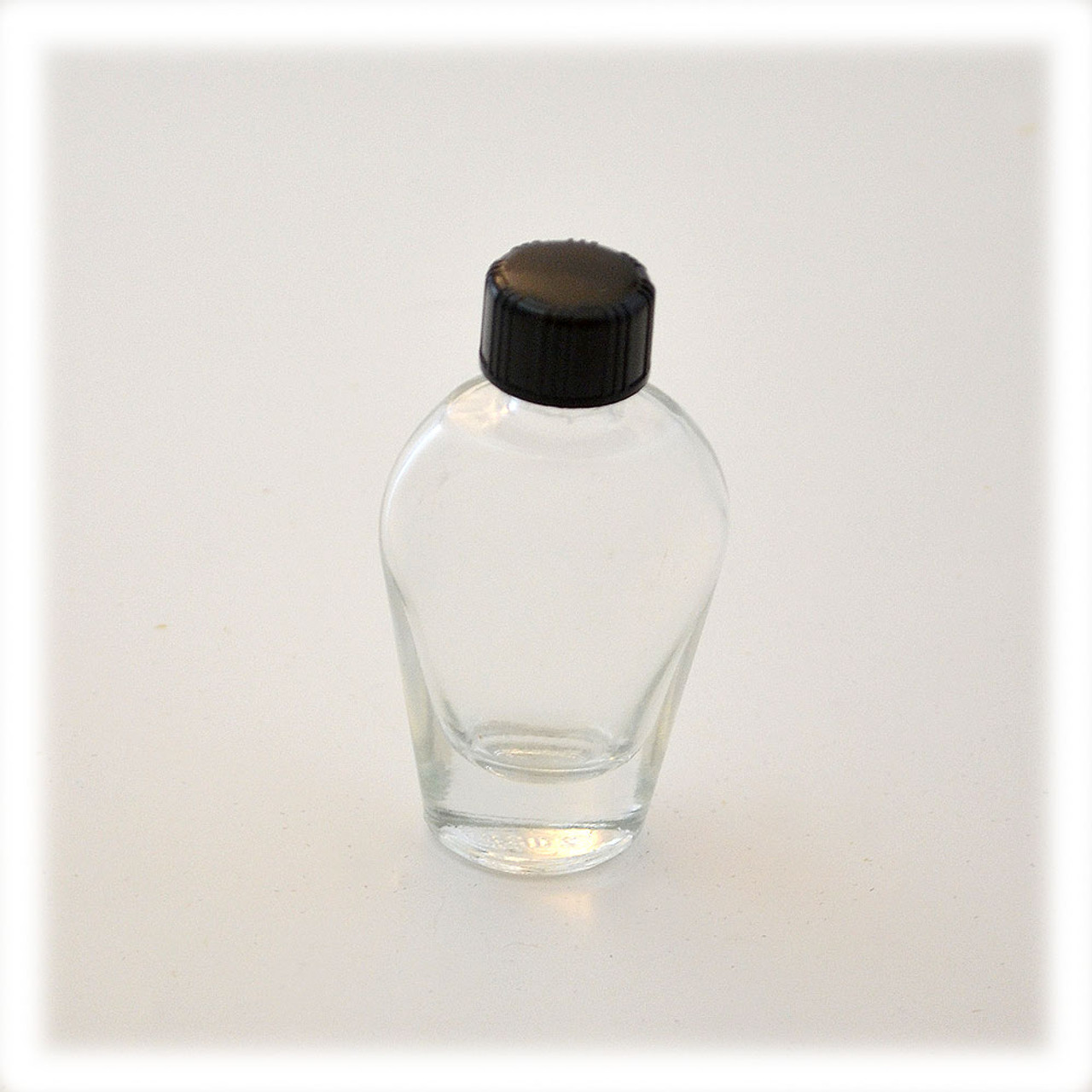 Glass Holy Water Bottle