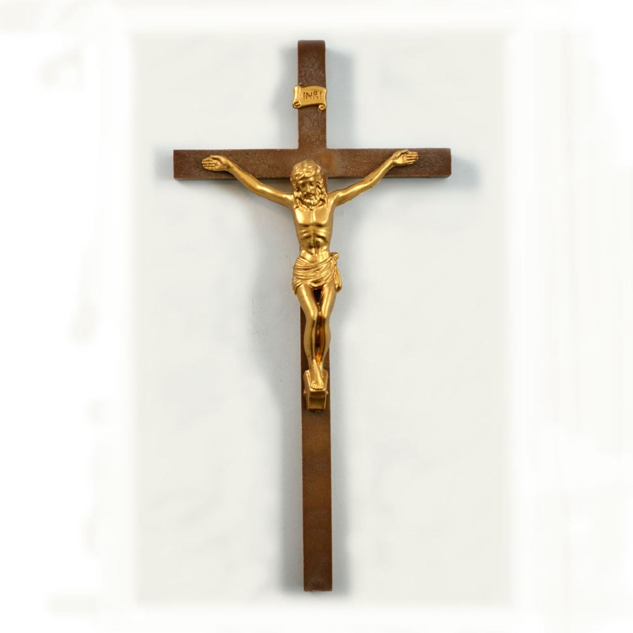 Crucifix 6IN Plastic Corpus