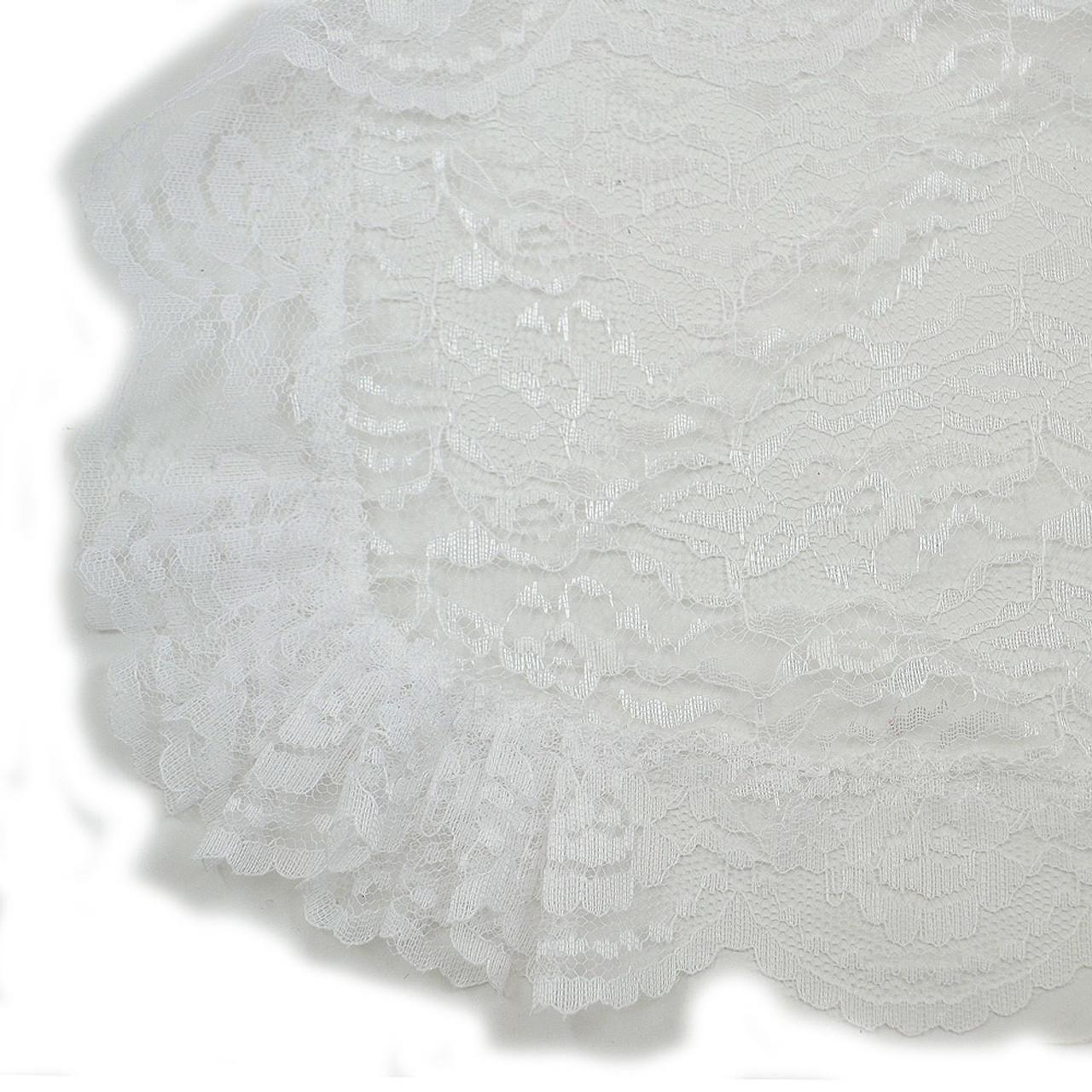 White Mantilla