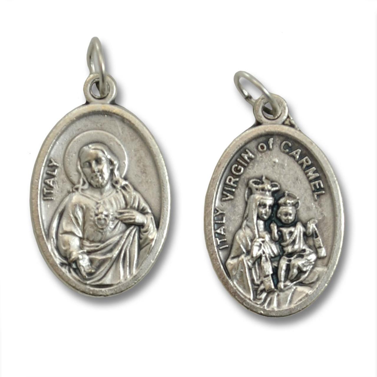 Scapular Devotional Medal