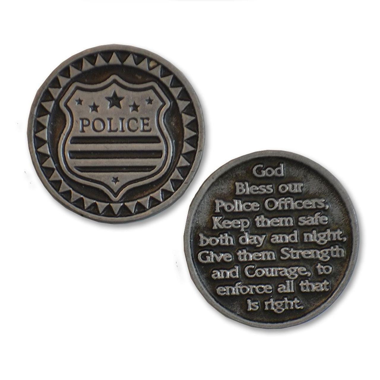 Police Pocket Token
