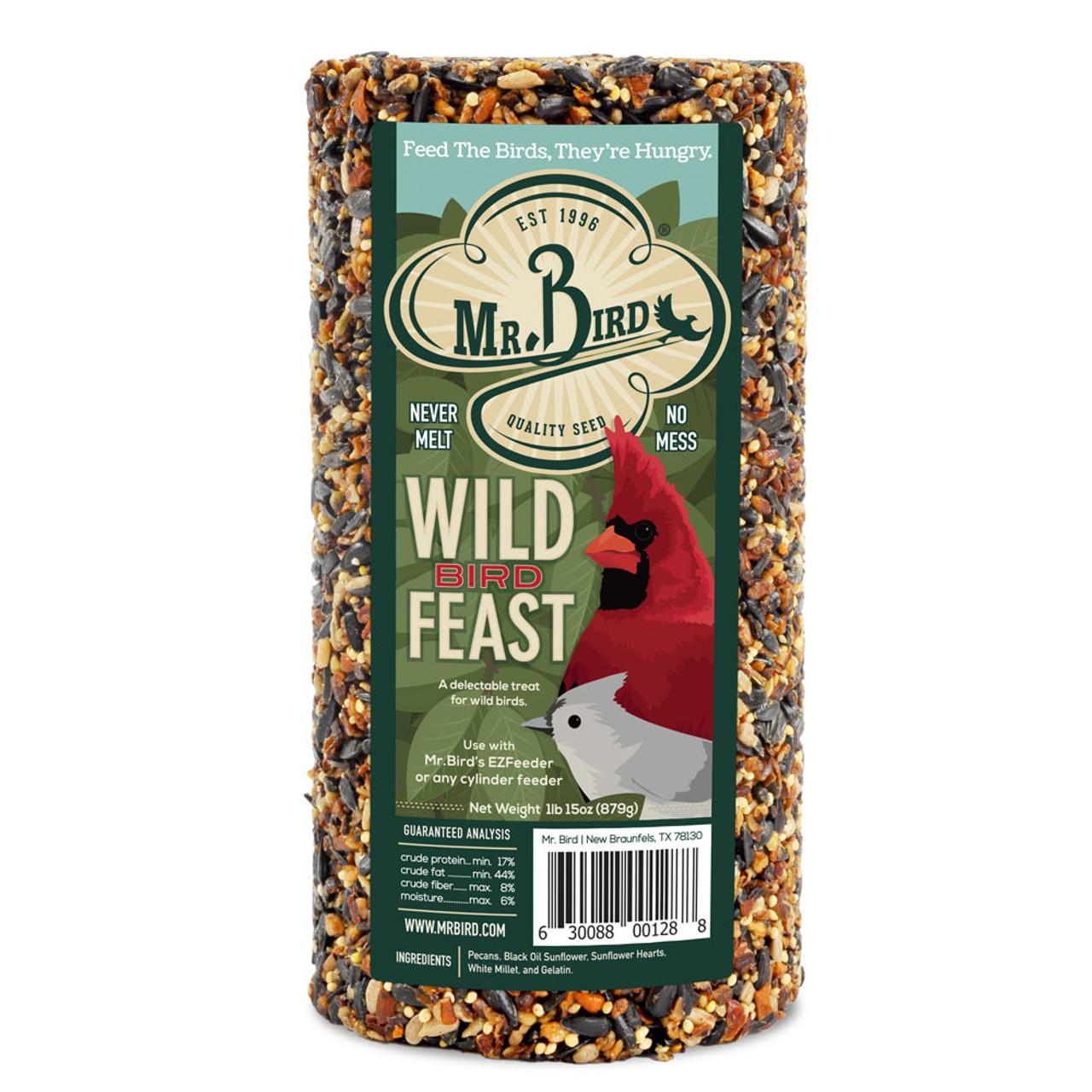 Wild Bird Feast Cylinder