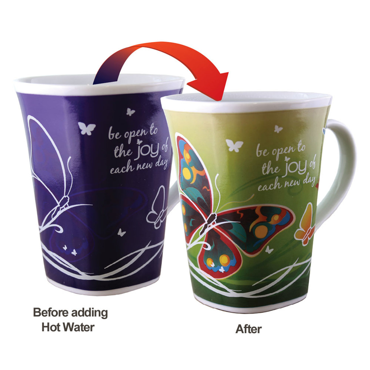 Color Changing Mug Joy