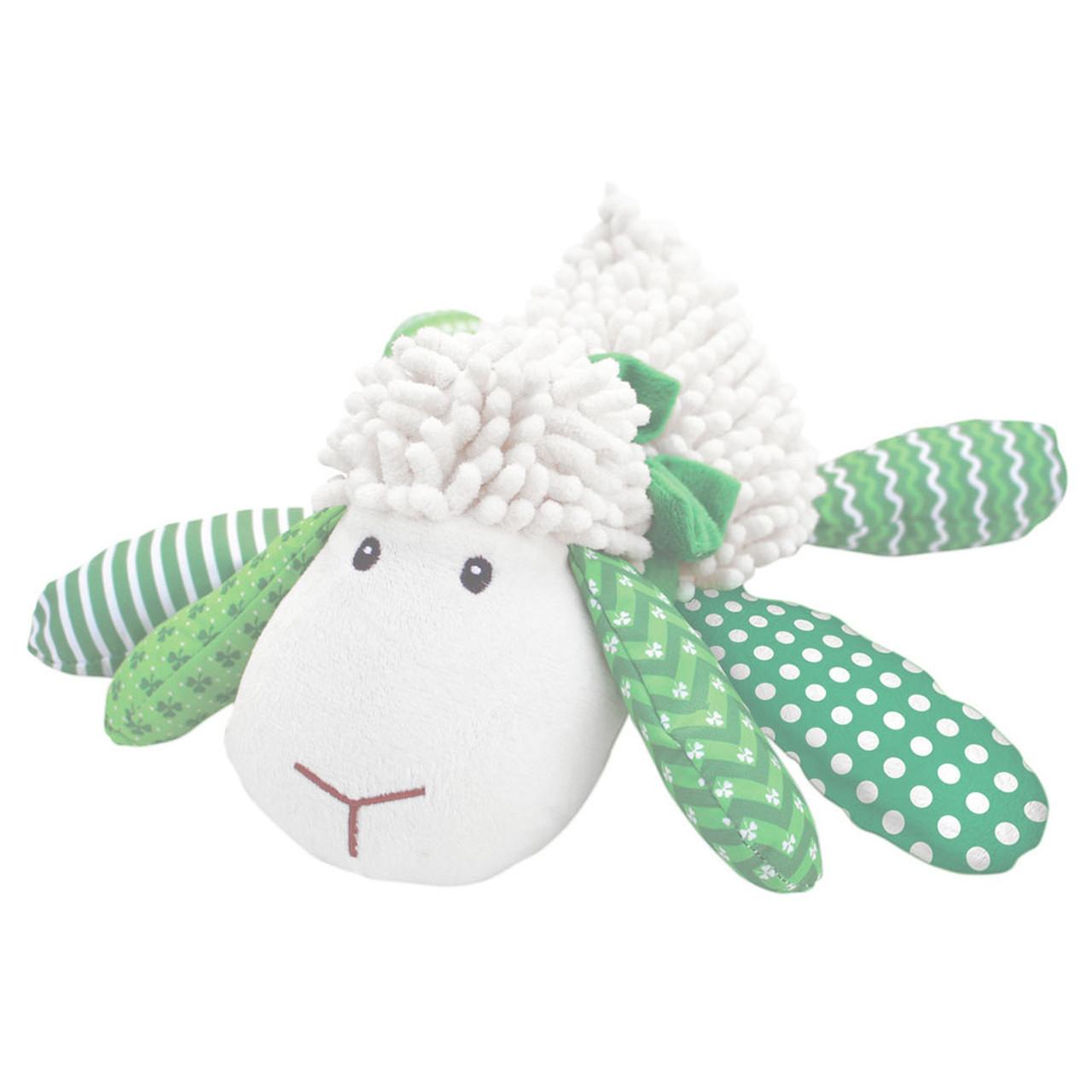 Luke the Irish Lamb Plush Stuffed Children's Toy