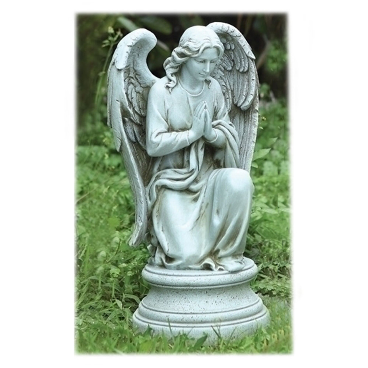 Praying Angel Garden Statue 18IN