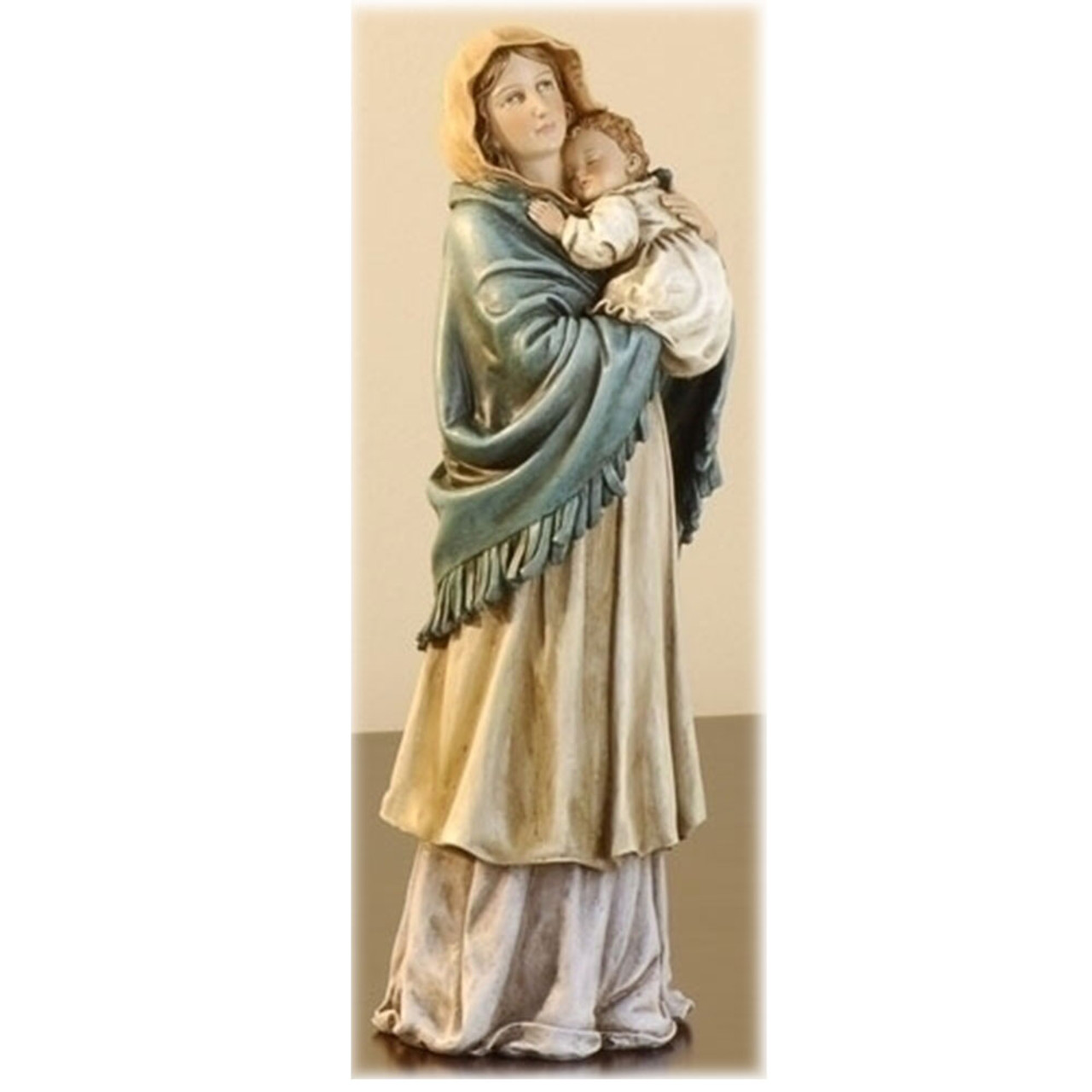 Madonna of the Streets 9.25 Inches