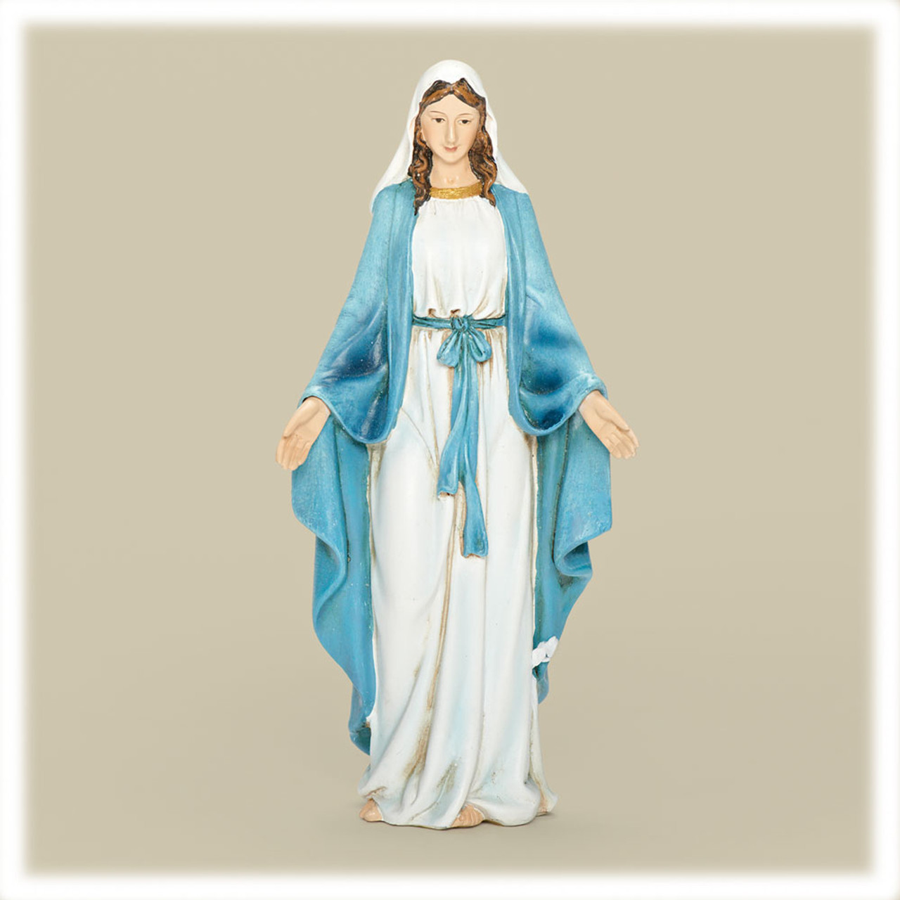 """6"""" Our Lady of Grace Statue from Joseph Studio"""