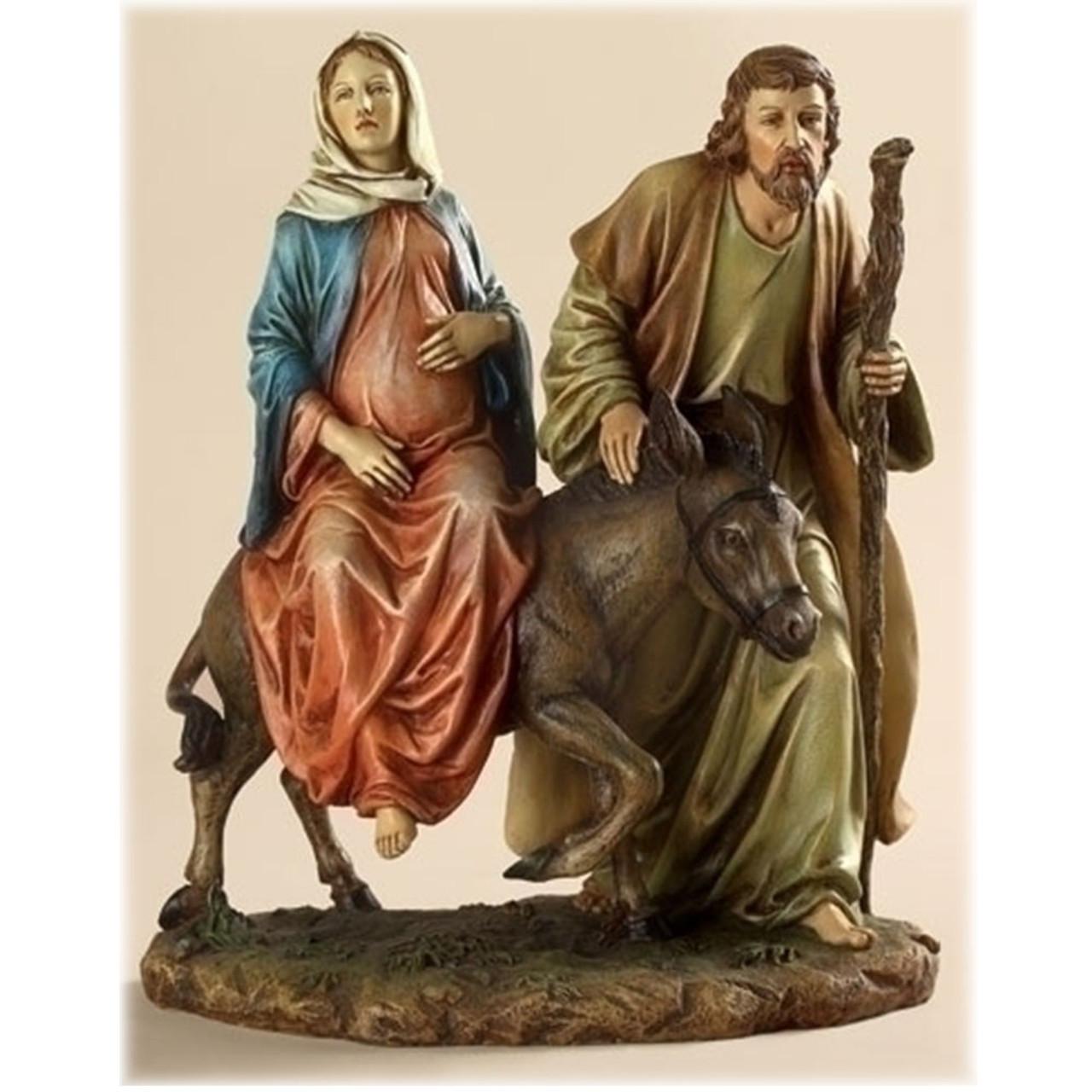 Joseph's Studio La Posada Statue