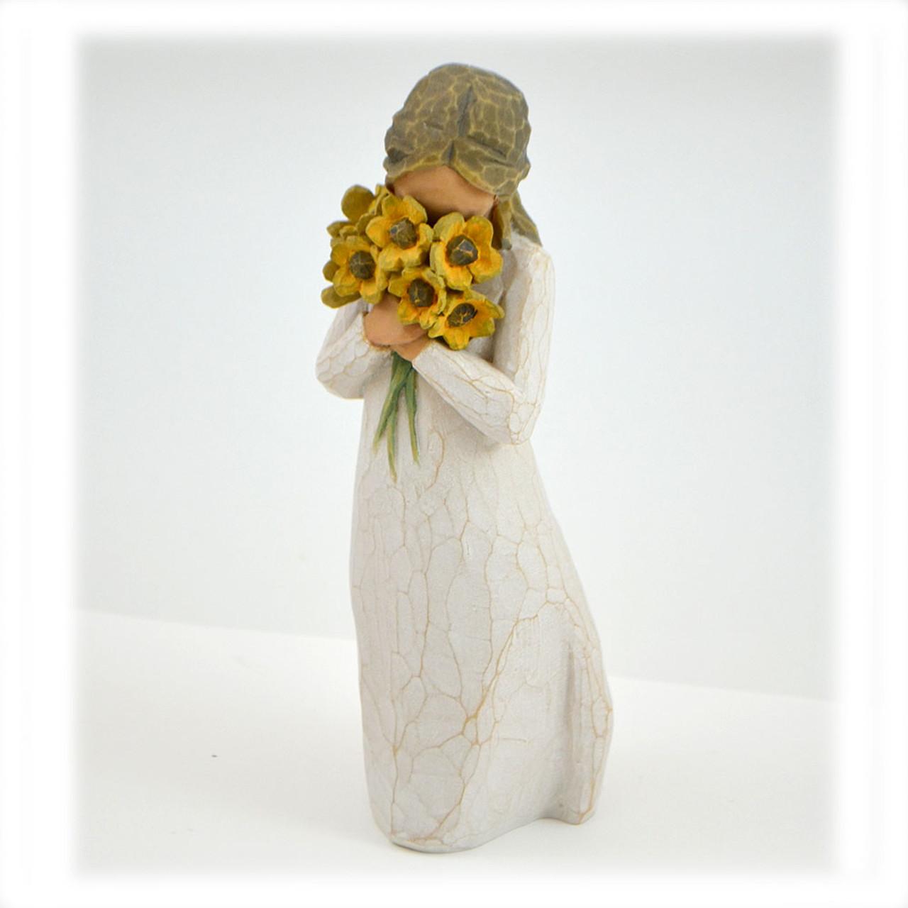 """""""Warm Embrace"""" Willow Tree Figurine"""