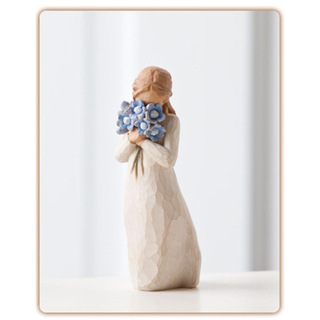 Forget Me Not Willow Tree Figurine
