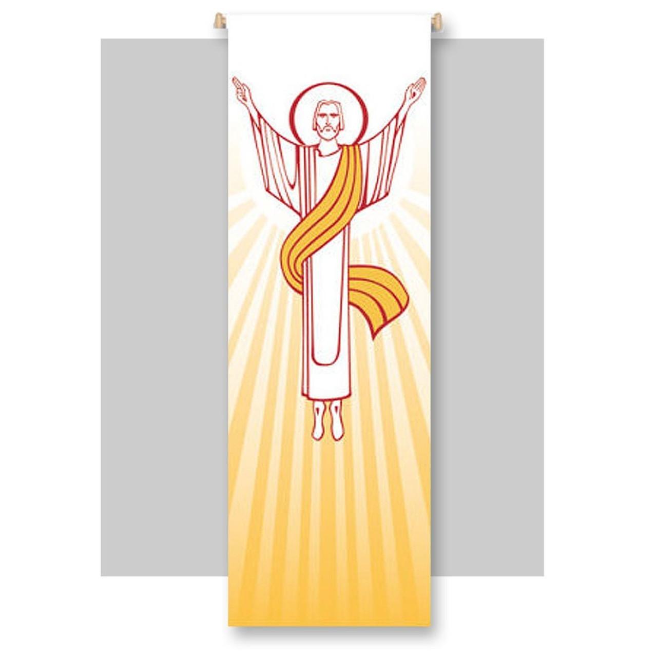 7135 Resurrection Church Banner