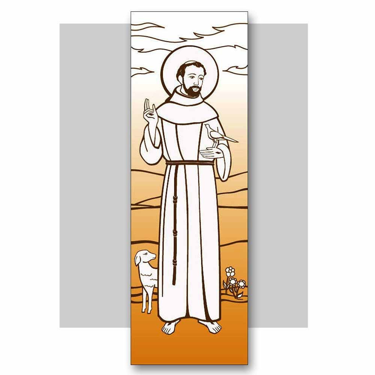 St. Francis Banner