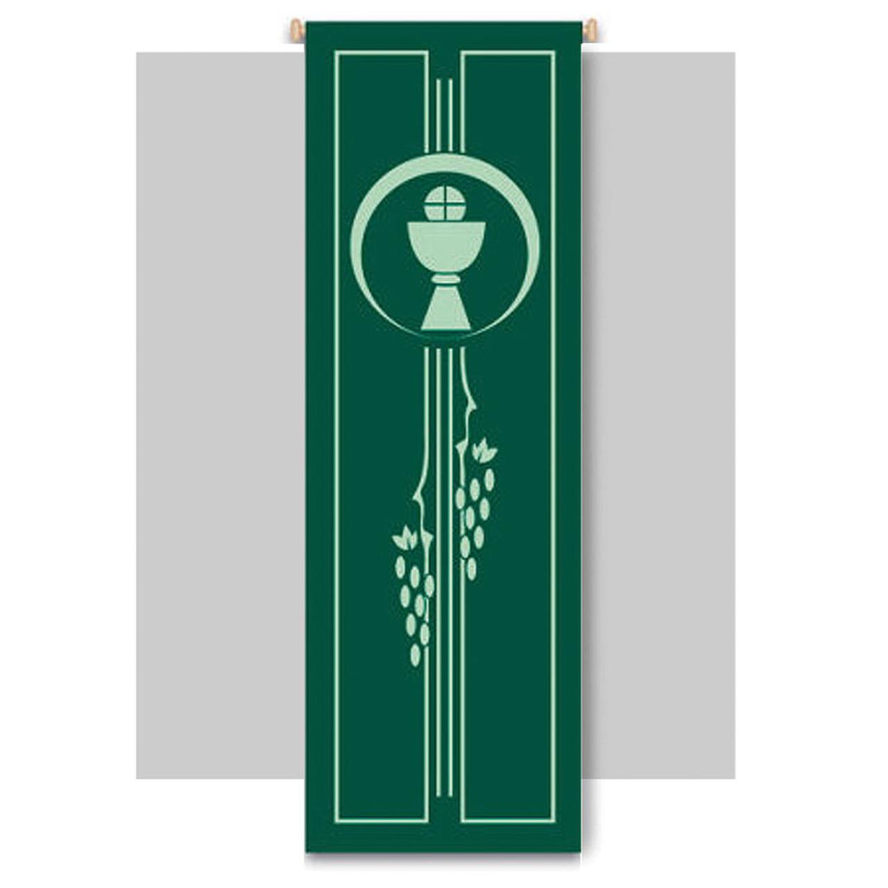 7128 Slabbinck Eucharist Church Banner
