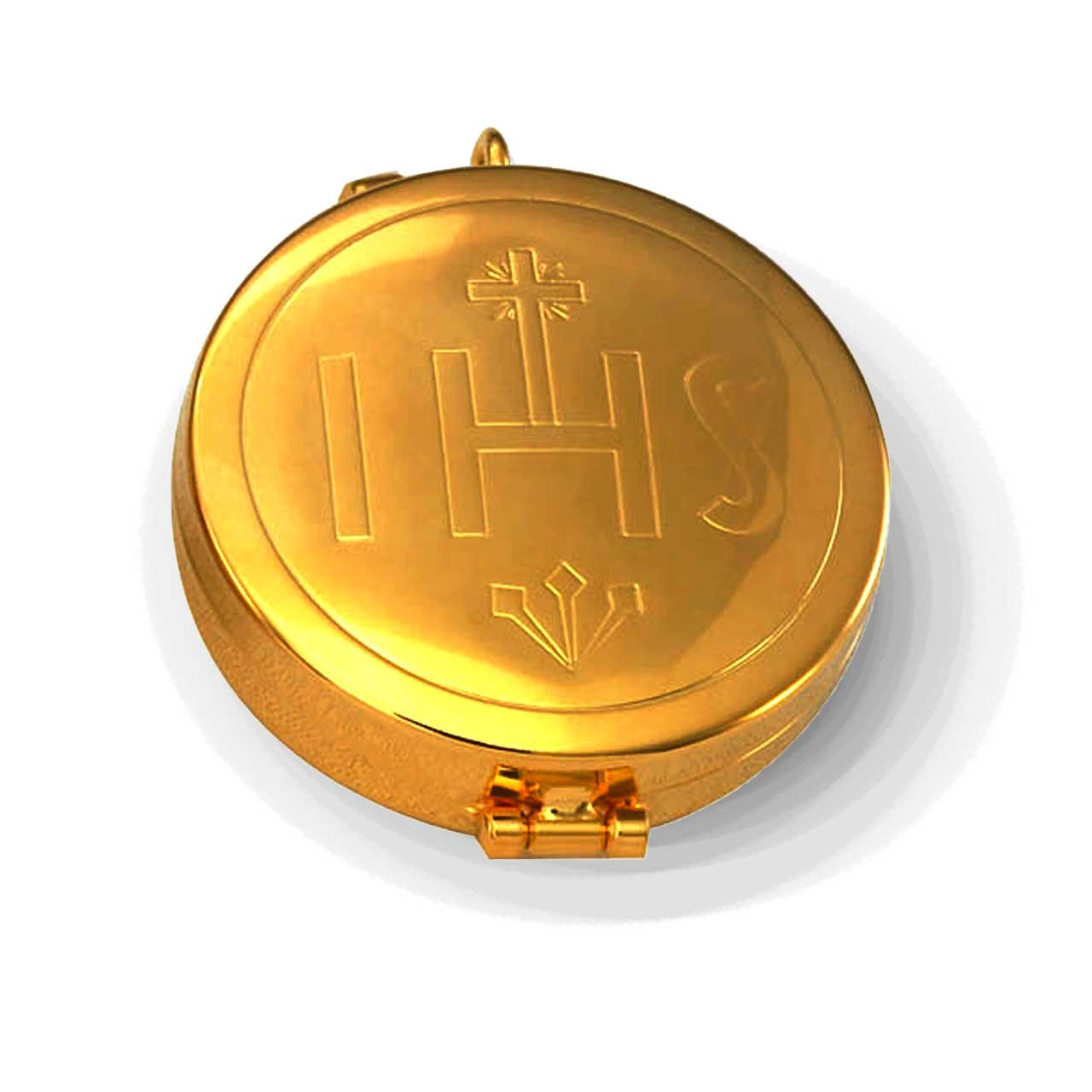 Gold Plated IHS Pyx