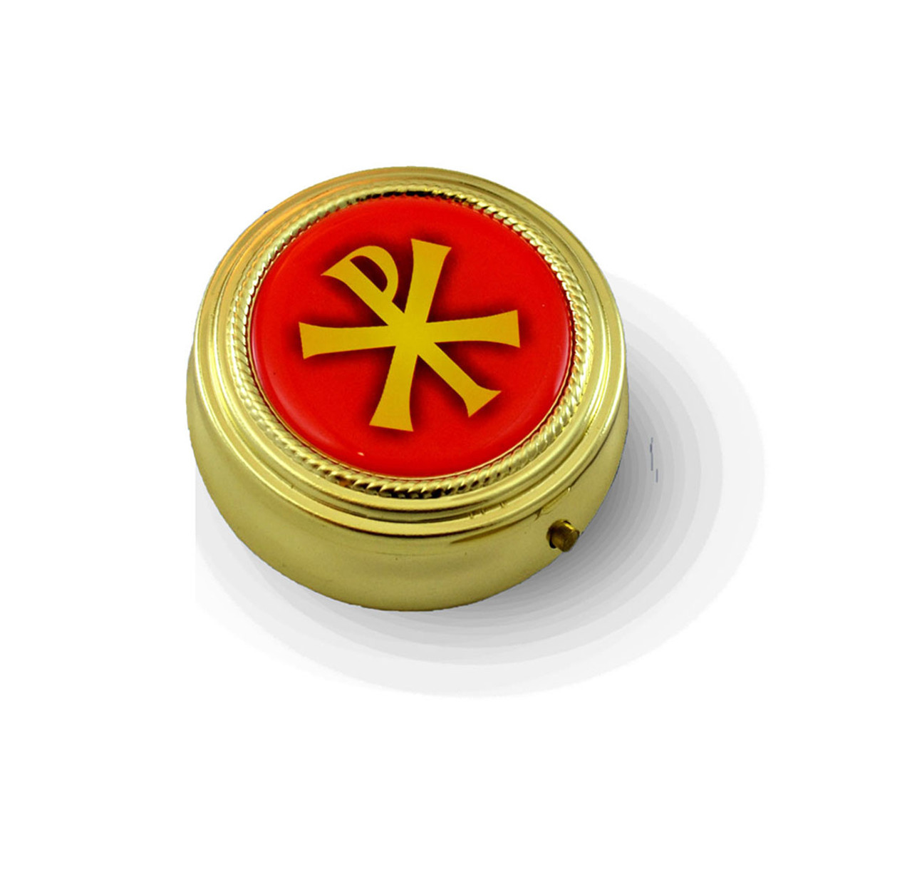 CS Pyx with Chi Rho Small Size 5-8 Hosts