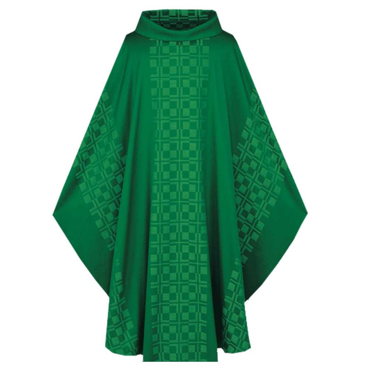 Chasuble Green Tabor
