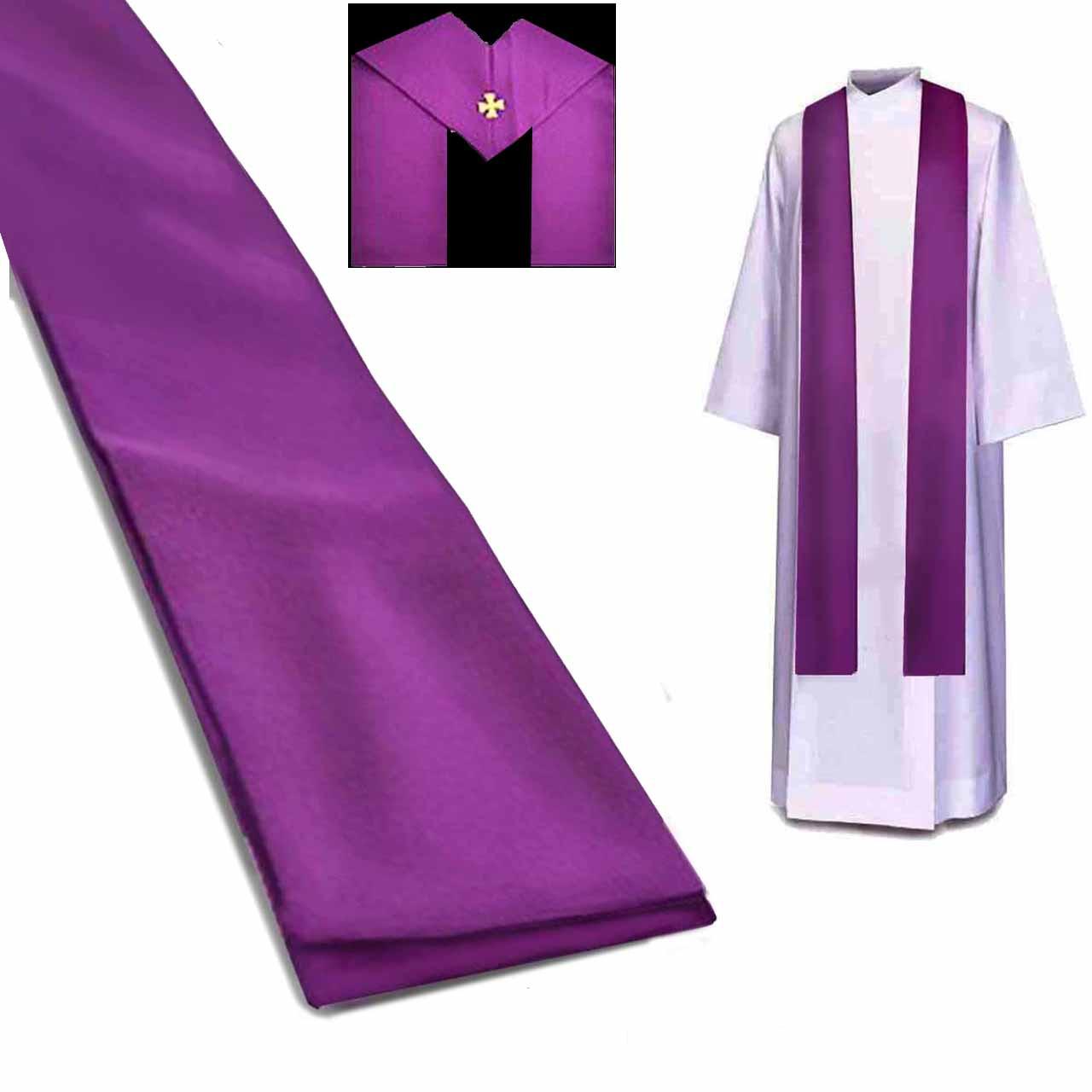 BV Priest Reconciliation Stole