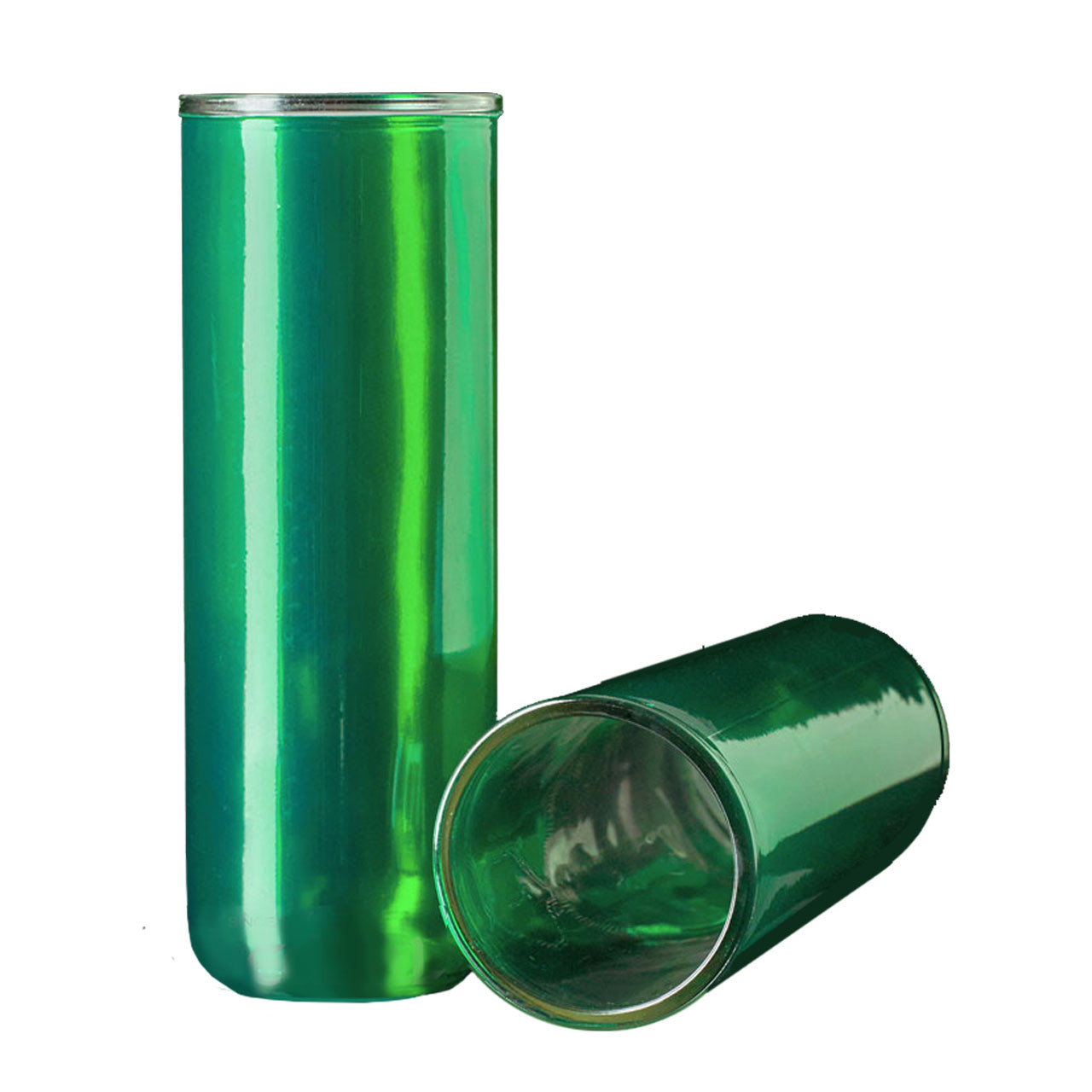 Green Globe for 5 Day, 6 Day or 7 Day plastic candle inserts