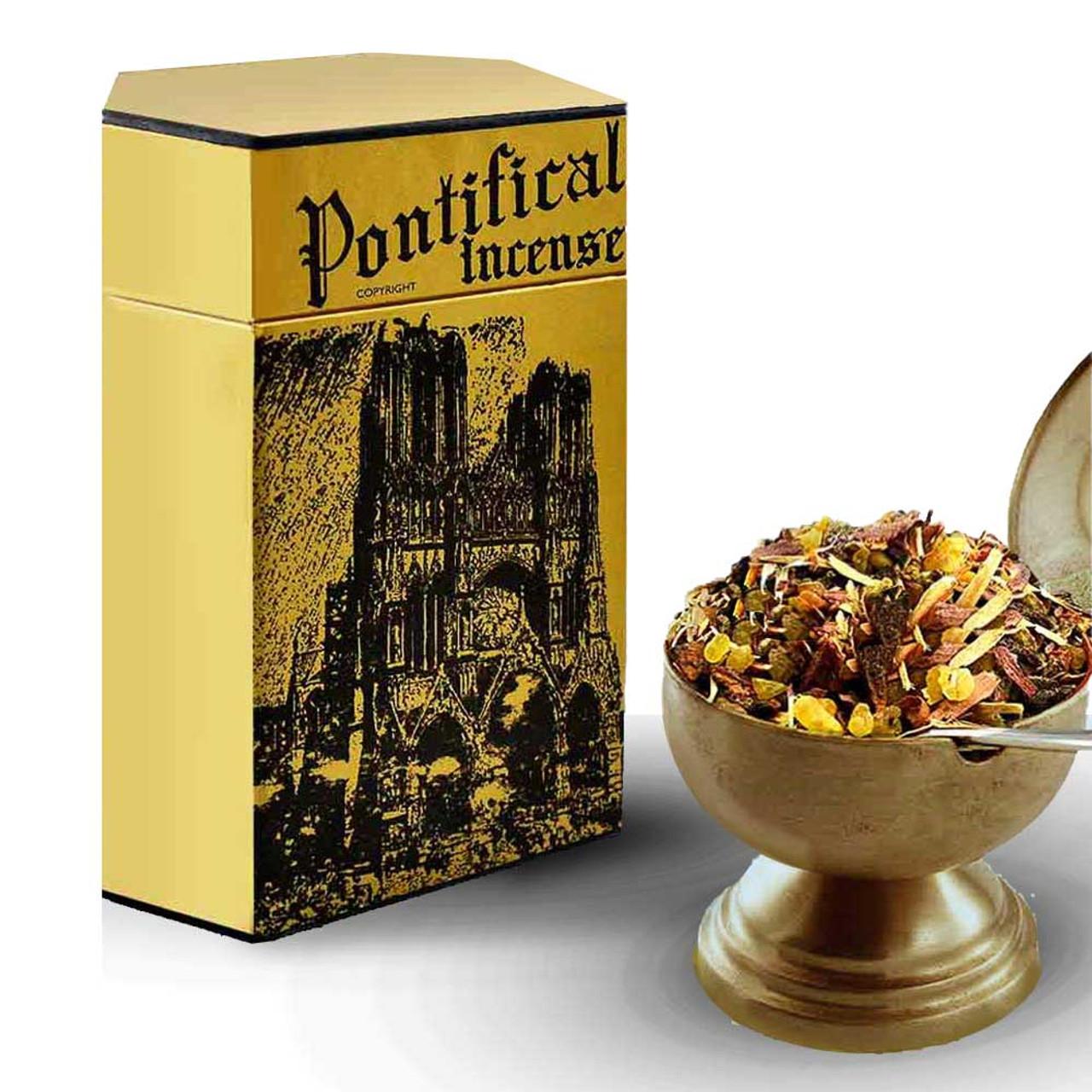Pontifical Incense 1LB