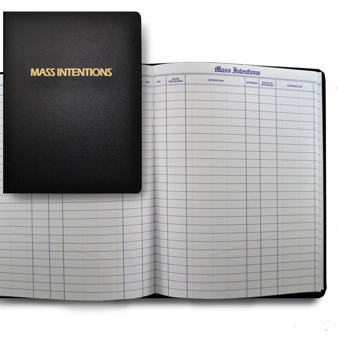 252 Desk Mass Intention Book