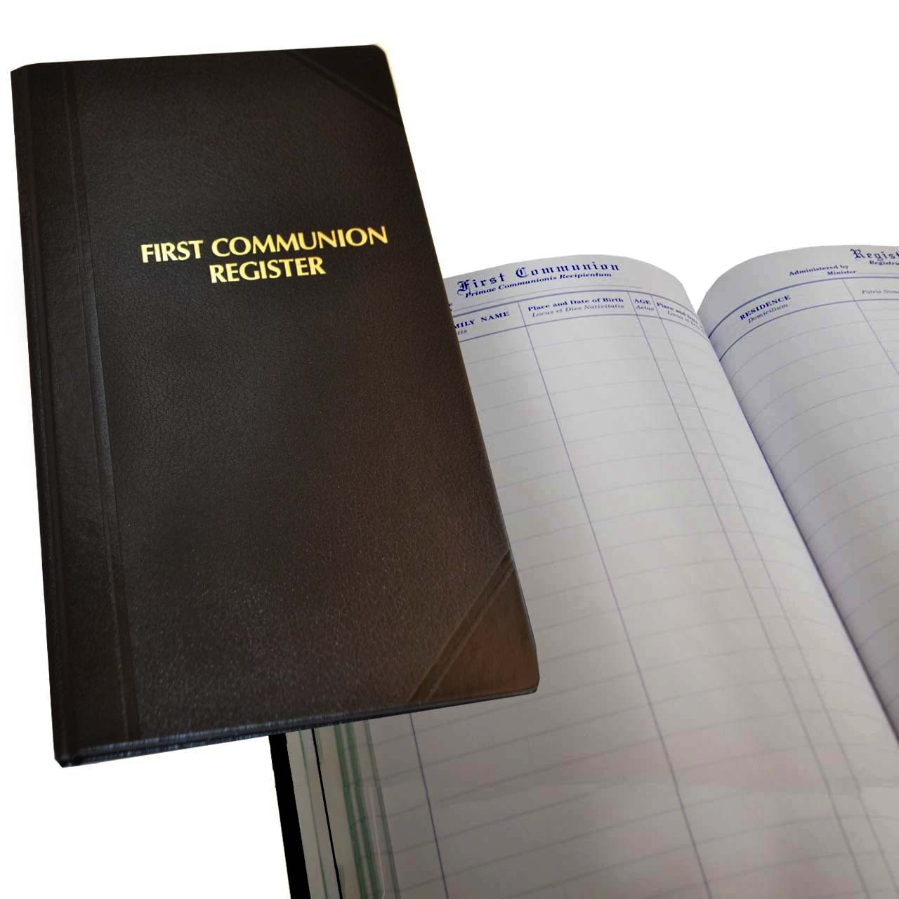 First Communion Register 1000 Entry