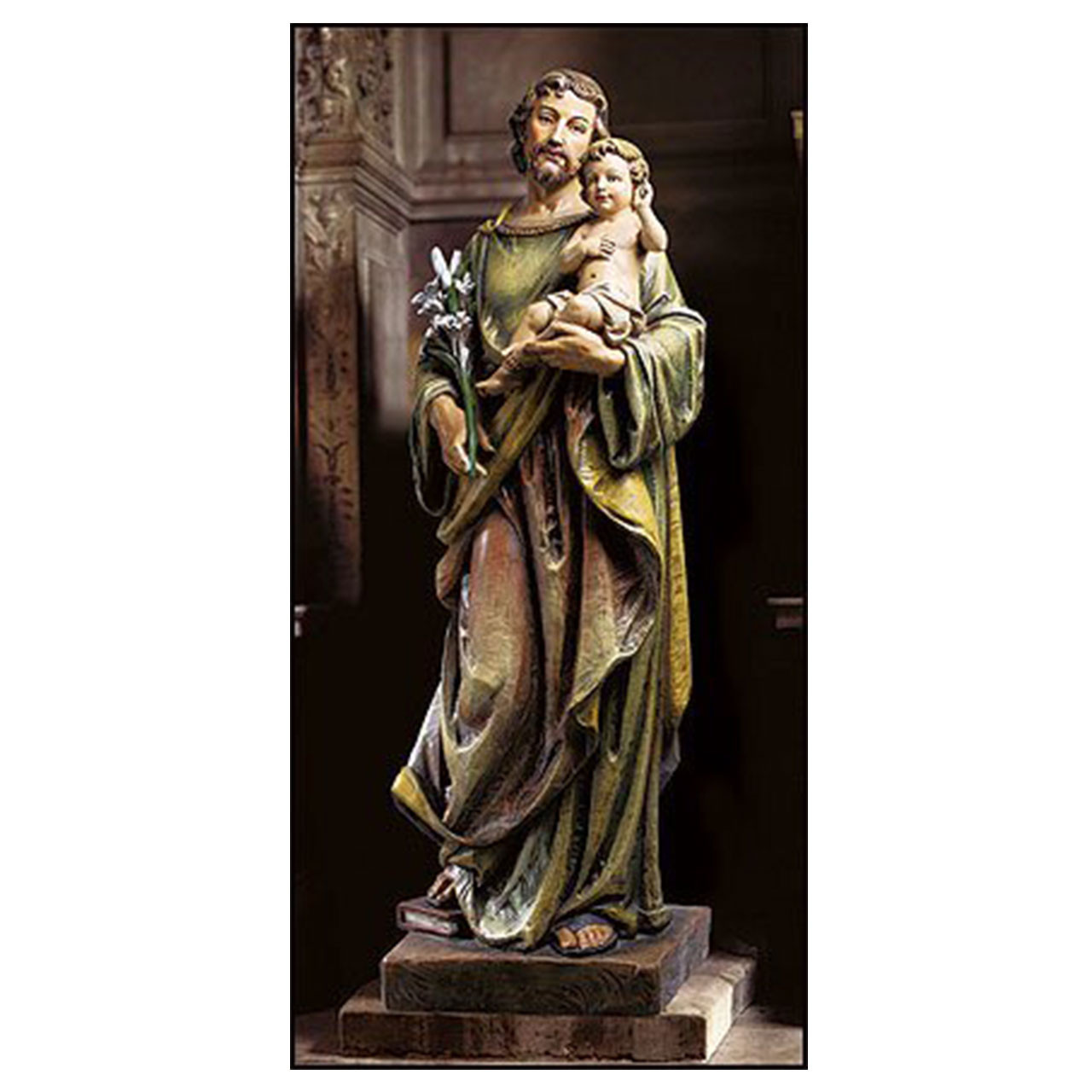 "Saint Joseph Statue 48"""