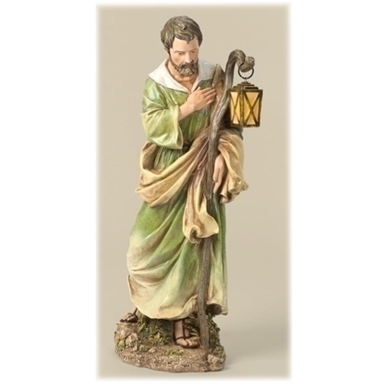 Joseph for 27IN Nativity Set
