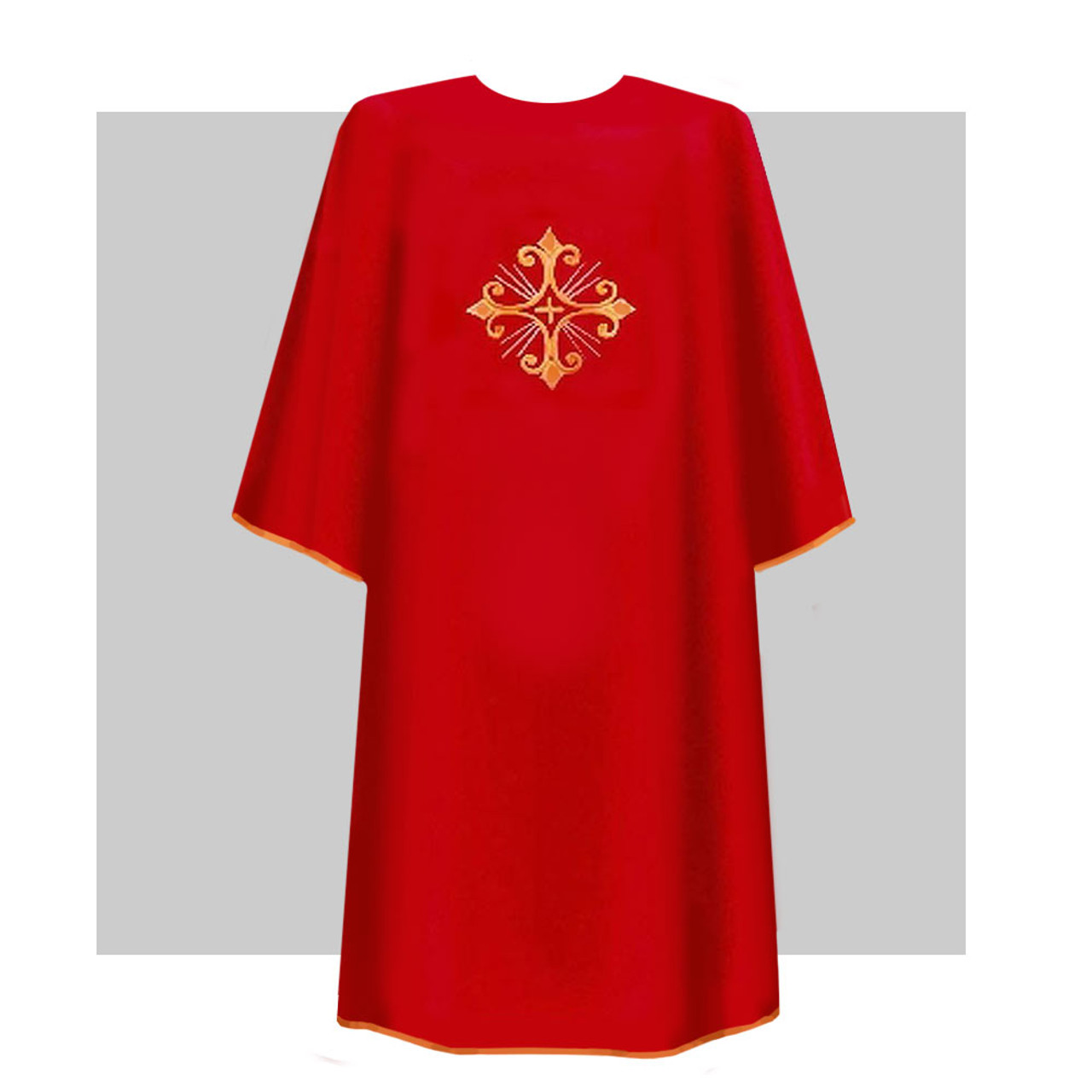 351 Red Dalmatic from Solivari