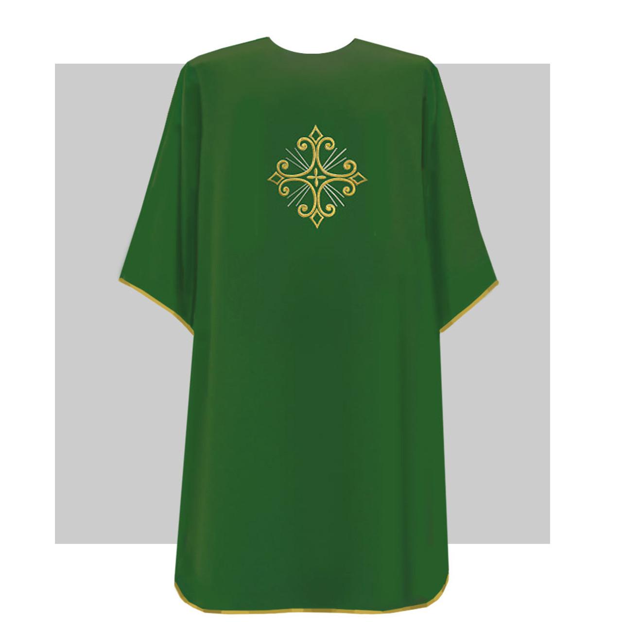 351 Green Dalmatic from Solivari