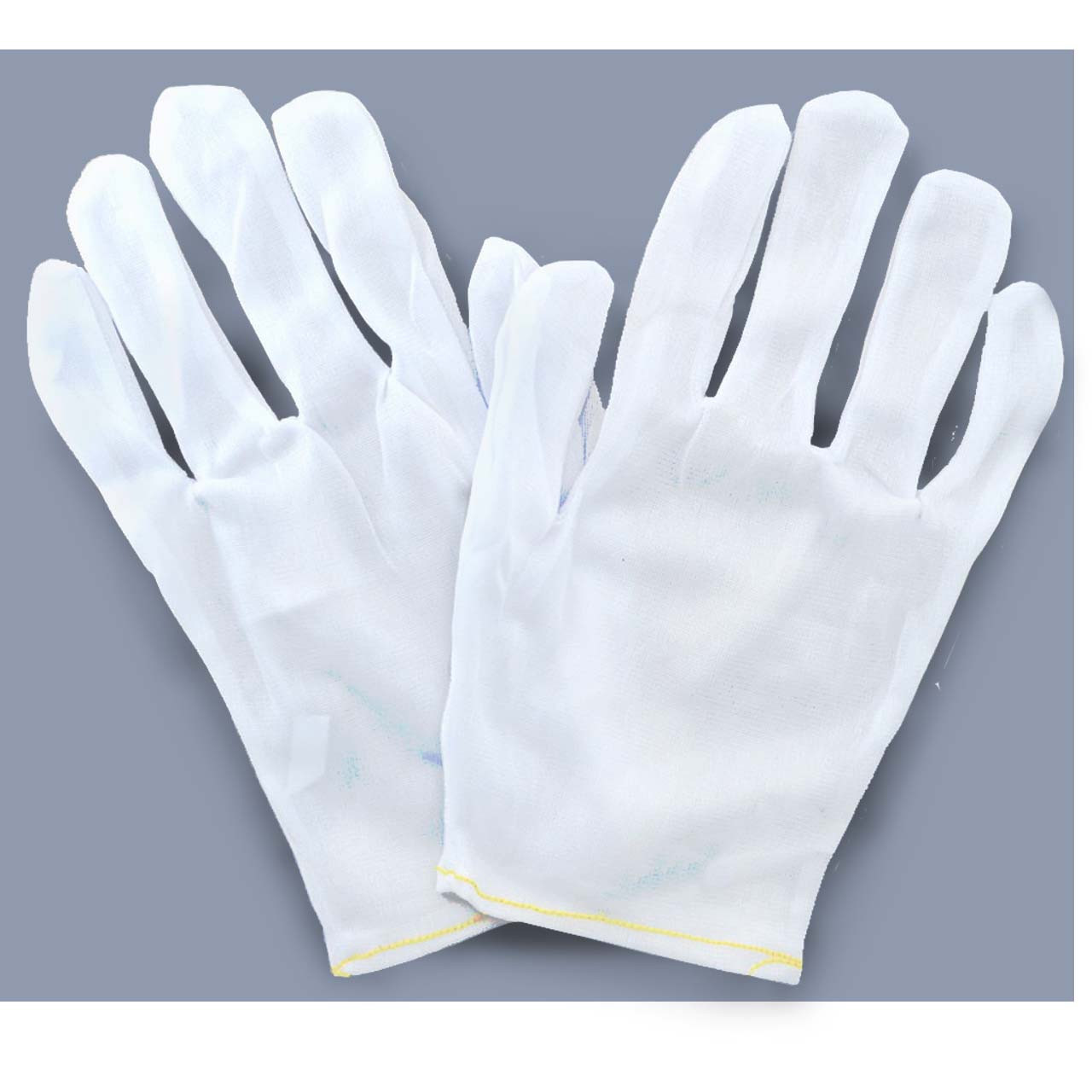 White Church Gloves