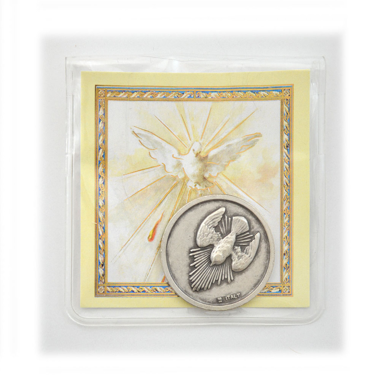 """3"""" x 3"""" Clear Confirmation Pocket Coin Pouch"""