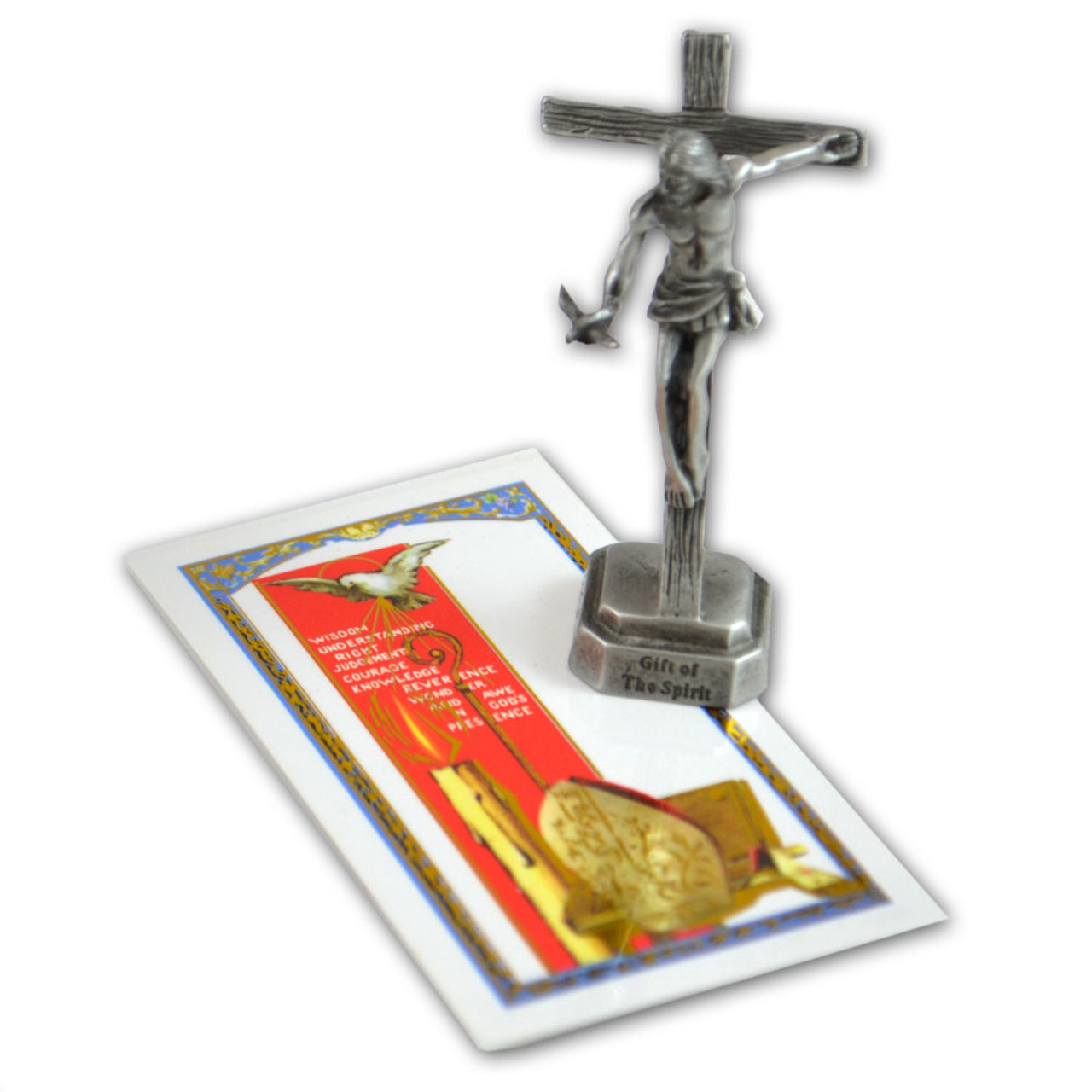 """3"""" 'Gifts of the Spirit' Cross"""