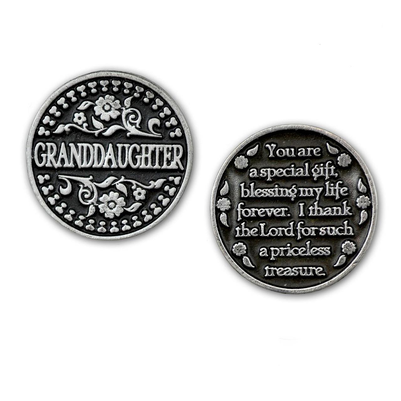 Granddaughter Pocket Token
