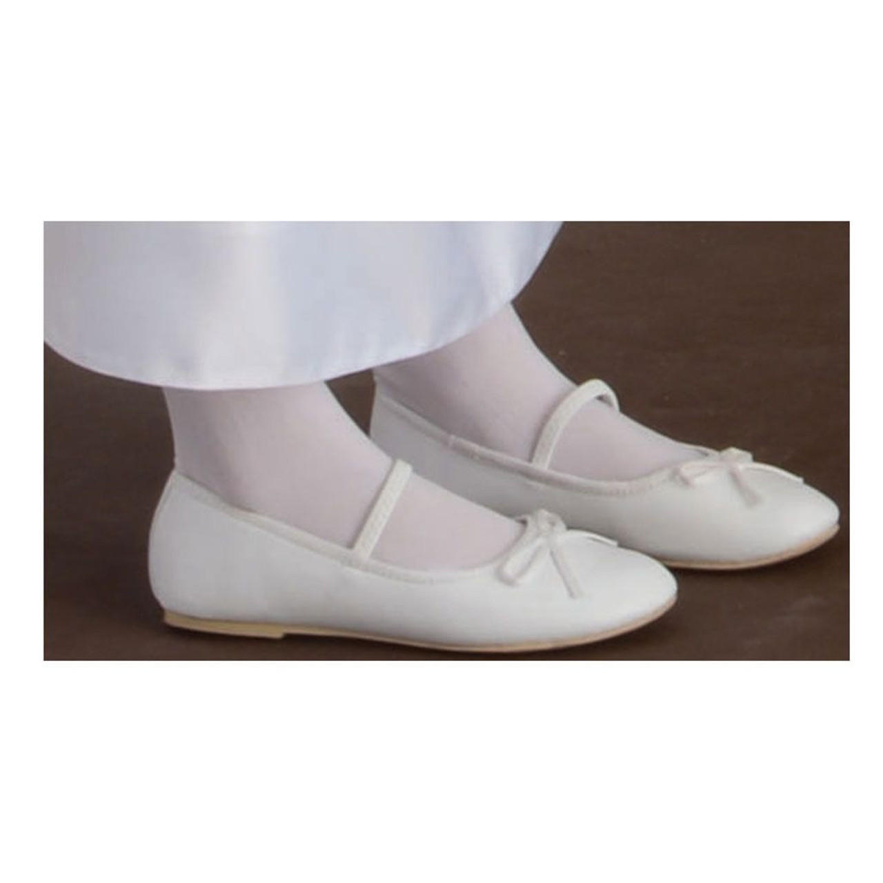"""""""Isabella"""" First Communion Shoes"""
