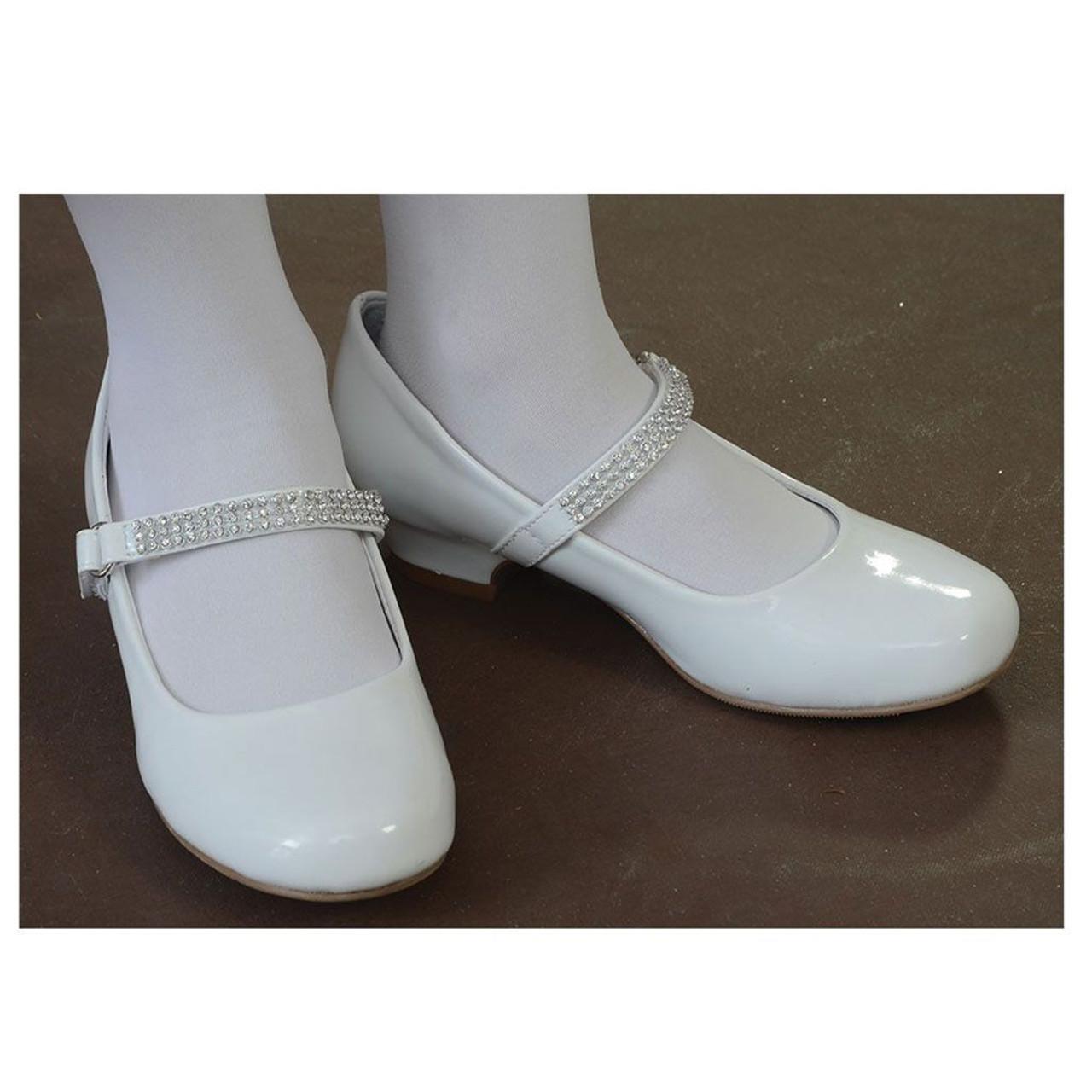 Mia First Communion Shoe