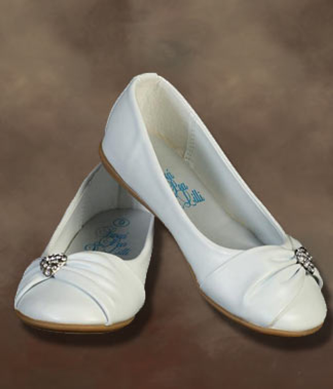 """""""Wendy"""" First Communion Shoes"""