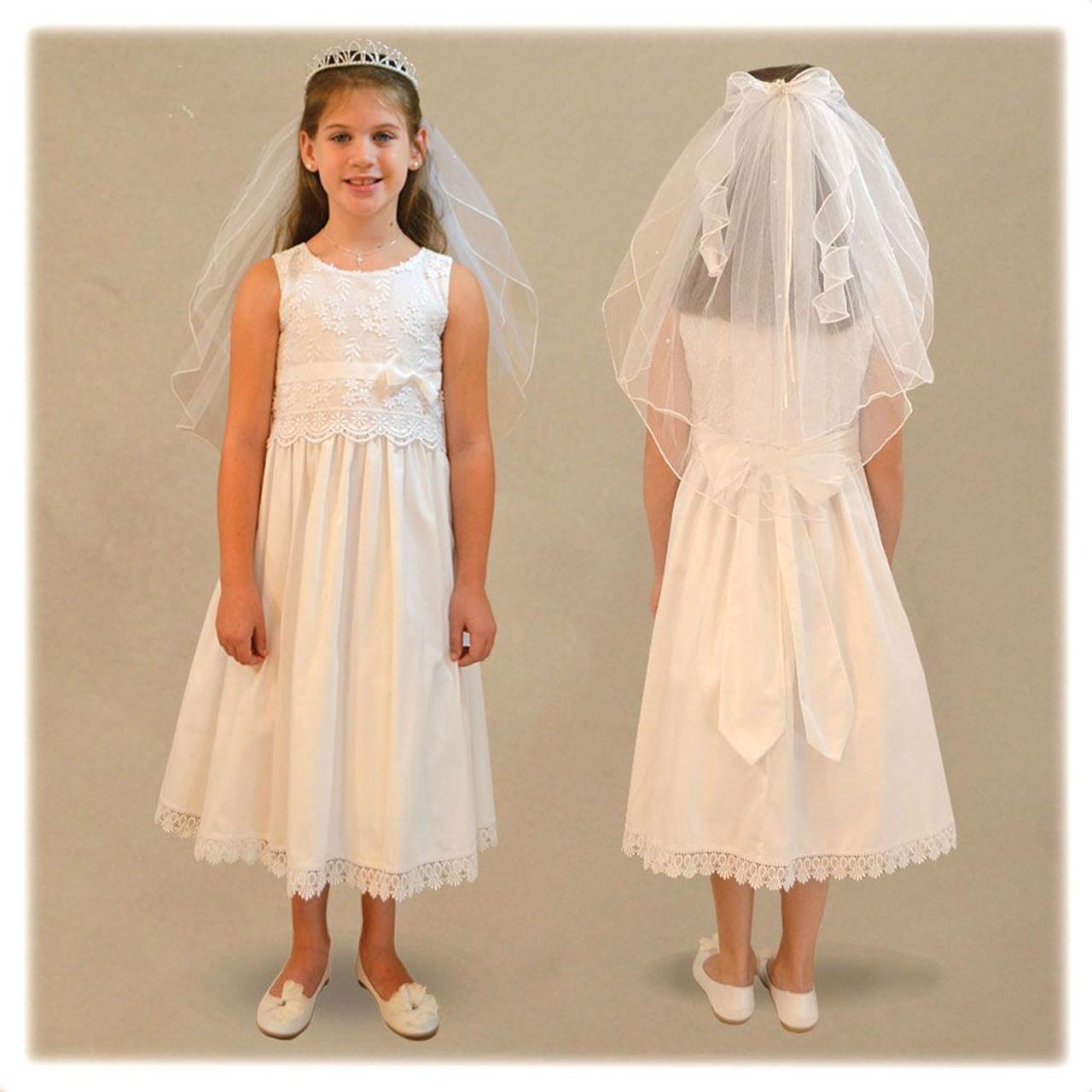 """Amelia"" First Communion Dress"