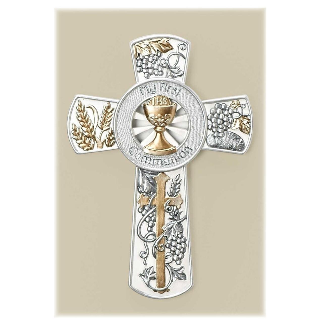 Communion Cross 8IN Joseph Studio