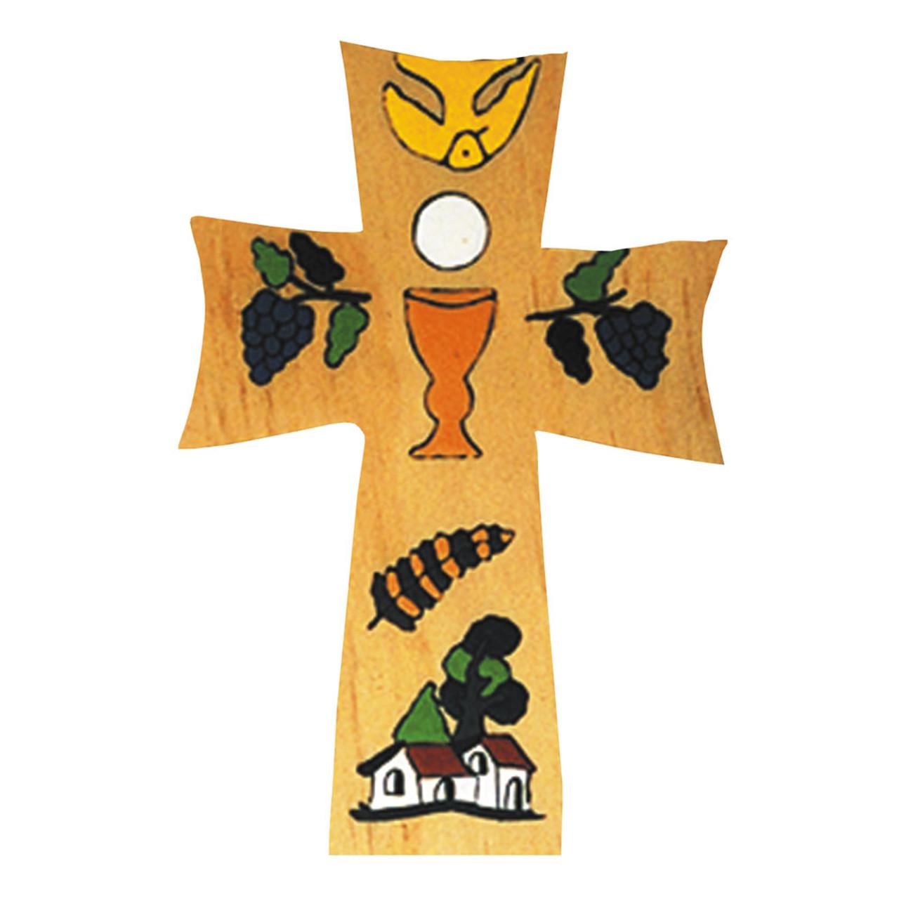 Communion Cross El Salvador