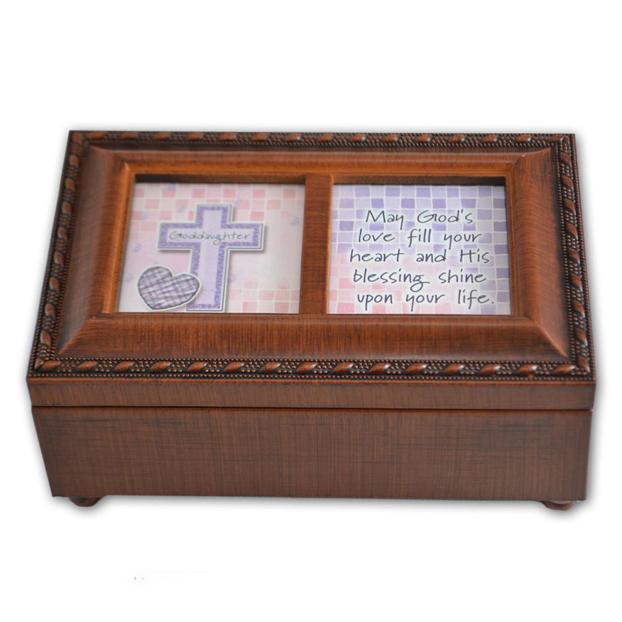 Goddaughter Music Box