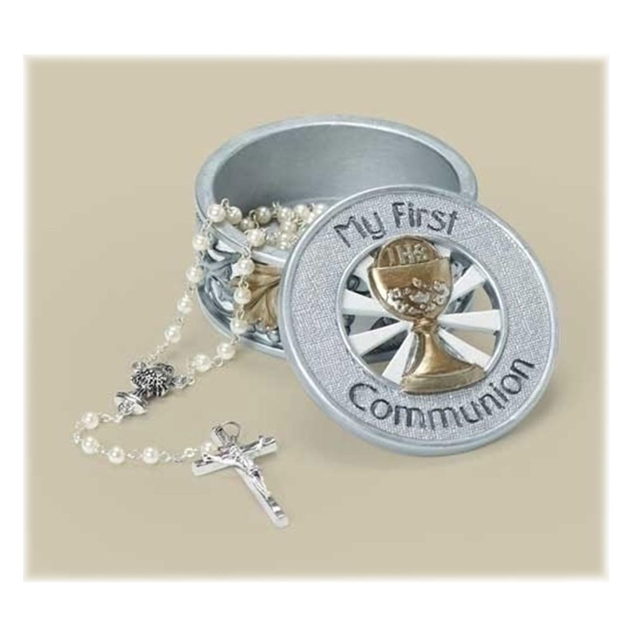 Keepsake Rosary Box