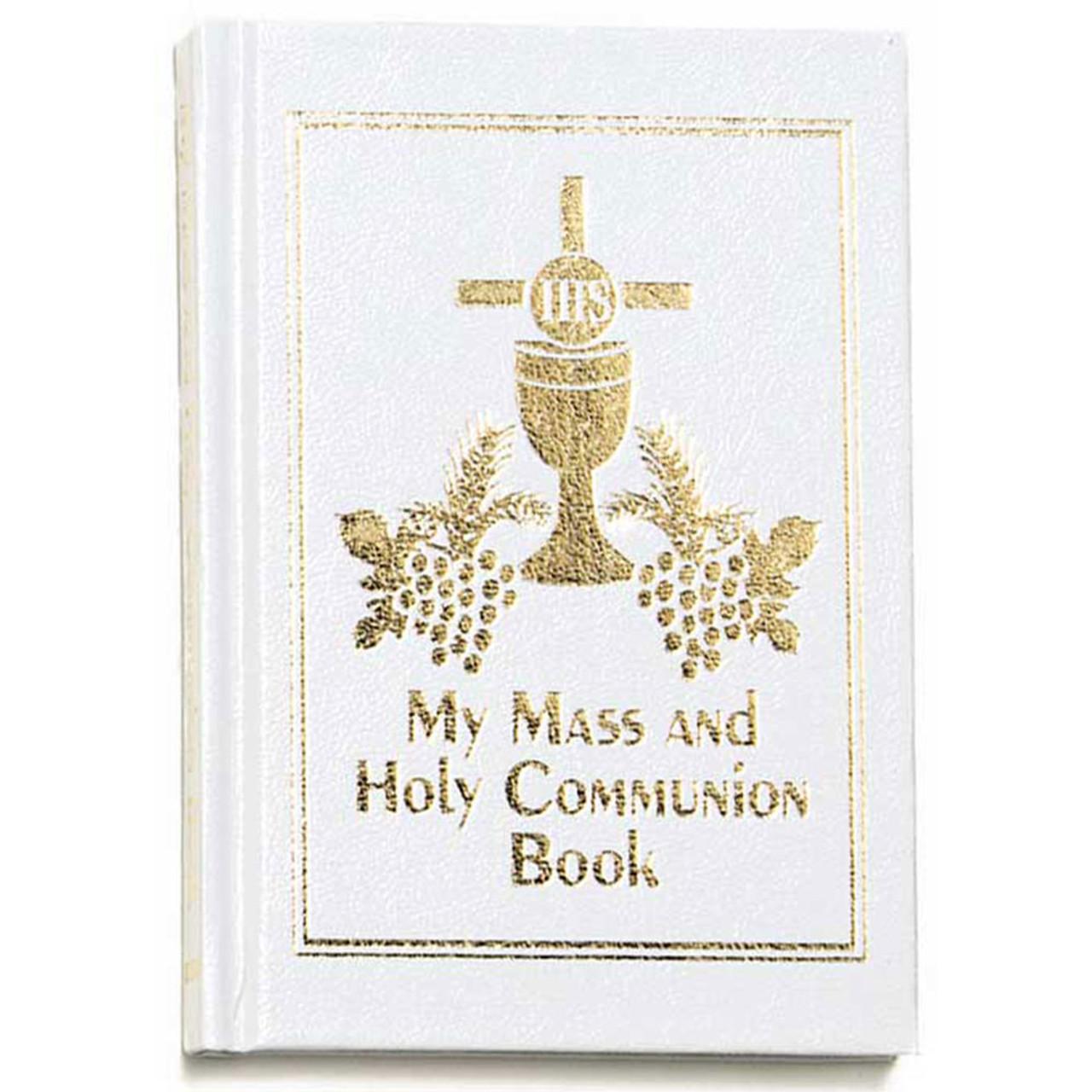 Girls Inexpensive Mass/First Communion Book