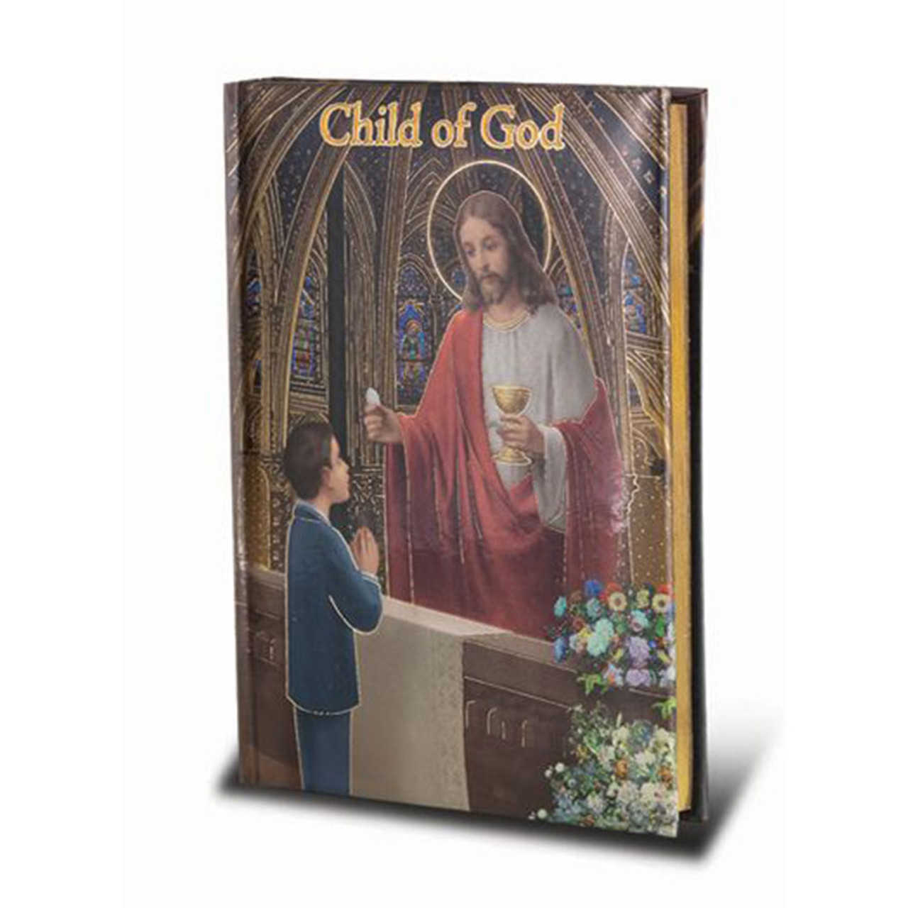 Little Child of God Boys Cathedral Edition