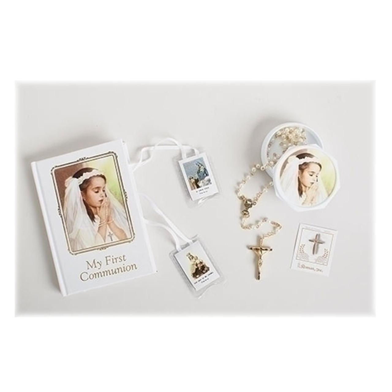 First Communion Missal Set Girl 5PCS