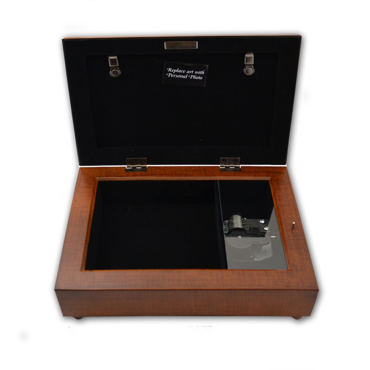 Personalized Grandson First Communion Music Box